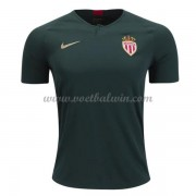 Ligue 1 Voetbalshirts AS Monaco 2018-19 Uitshirt..